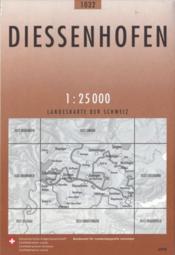 Diessenhofen ; 1032 - Couverture - Format classique