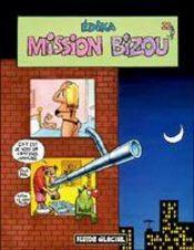 Edika t.22 ; mission bizou - Intérieur - Format classique
