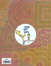 Edika t.22 ; mission bizou - 4ème de couverture - Format classique