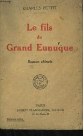Le Fils Du Grand Eunuque. - Couverture - Format classique