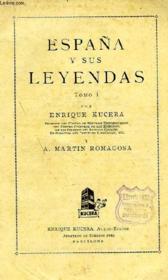 España Y Sus Leyendas, Tomo I - Couverture - Format classique