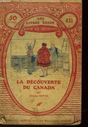 La Decouverte Du Canada - Couverture - Format classique