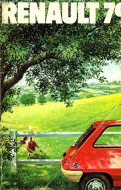 Renault 79 - Couverture - Format classique