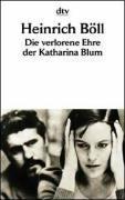 Die Verlorene Ehre Der Katharina Blum - Couverture - Format classique
