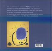 Miró, la tête dans les étoiles - 4ème de couverture - Format classique
