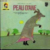 Pochette livre-disque 45t double // Peau d'âne - Couverture - Format classique