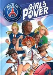Paris Saint-Germain - girls power T.1 ; une question d'honneur - Couverture - Format classique