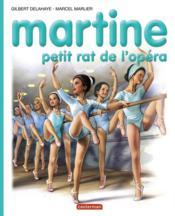 Martine T.22 ; petit rat de l'opéra - Couverture - Format classique