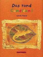 Dos rond cameleon - Couverture - Format classique