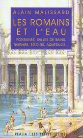 Romains et l'eau (les) - Intérieur - Format classique