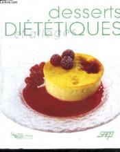 Desserts dietetiques - Couverture - Format classique