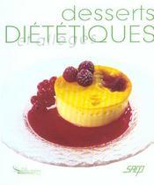 Desserts dietetiques - Intérieur - Format classique