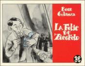 La folie de Ziegfeld - Couverture - Format classique
