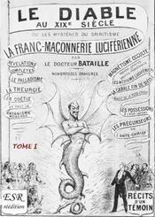 Le diable au XIXe siècle t.1 à t.4 - Couverture - Format classique