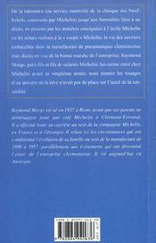 Michel Marius Marie Et Les Autres - 4ème de couverture - Format classique