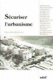 Securiser l'urbanisme - Couverture - Format classique