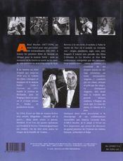 Alfred Machin ; De La Jungle A L'Ecran - 4ème de couverture - Format classique