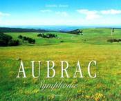 Aubrac Symphonie - Couverture - Format classique