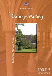 Hambye abbey - Intérieur - Format classique