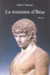 La tentation d'ibiza - Intérieur - Format classique