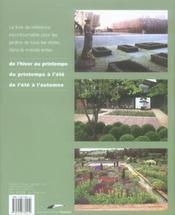 Dream gardens ; jardins de rêve - 4ème de couverture - Format classique