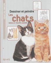 Dessiner et peindre les chats - Intérieur - Format classique