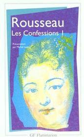 Les Confessions - Intérieur - Format classique