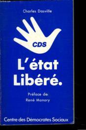 Cds. L'Etat Libere. + Envoi De L'Auteur. - Couverture - Format classique