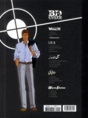 Largo Winch T.4 ; business blues - 4ème de couverture - Format classique