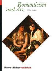Romanticism and art (world of art) - Couverture - Format classique