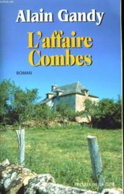 L'Affaire Combes - Couverture - Format classique