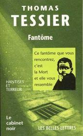 Fantome (cn11)**sodis pour librriries*** - Intérieur - Format classique