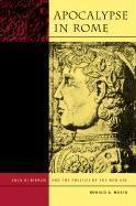 Apocalypse In Rome : Cola De Rienzo & Politics Of The New Age - Couverture - Format classique