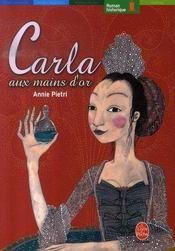 Carla aux mains d'or - Intérieur - Format classique