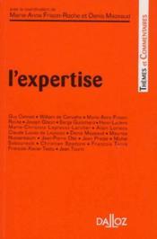 L'expertise - Couverture - Format classique
