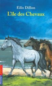 L'ile des chevaux - Couverture - Format classique