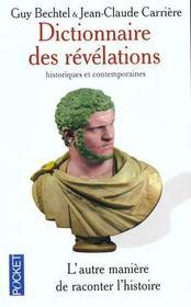 Le Dictionnaire Des Revelations - Intérieur - Format classique