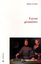 Lacan géomètre - Couverture - Format classique