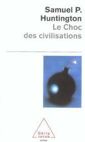 Le choc des civilisations - Intérieur - Format classique
