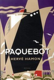 Paquebot - Intérieur - Format classique