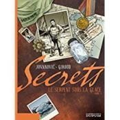 Secrets, le serpent sous la glace t.1 - Couverture - Format classique