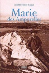 Marie des amporelles - Couverture - Format classique