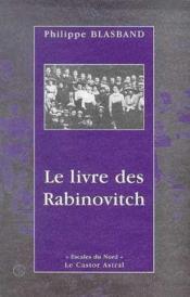 Le Livre Des Rabinovitch - Couverture - Format classique