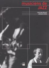Musiciens de jazz - Intérieur - Format classique