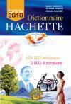 Dictionnaire Hachette (édition 2010) - Couverture - Format classique