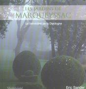 Les Jardins De Marqueyssac - Intérieur - Format classique