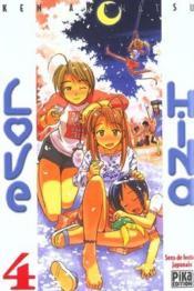 Love Hina t.4 - Couverture - Format classique