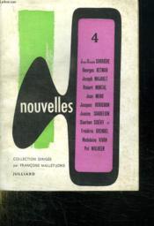 Nouvelles N° 4. - Couverture - Format classique
