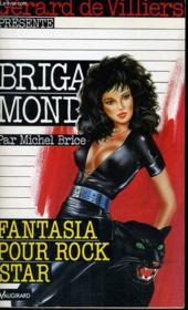 Fantasia Pour Rock Star - Couverture - Format classique