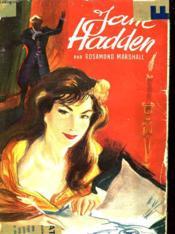 Jane Hadden - Couverture - Format classique